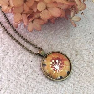 Jewelry - Magic of nature Floral Necklace